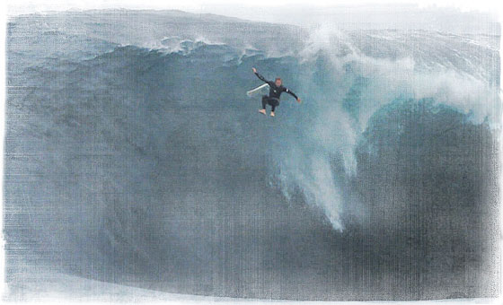 Wipeout Nominees Announced in 2013 Billabong Big Wave Awards
