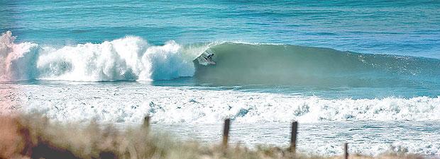 Free Surf at La Piste