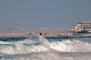 Waves at Les Landes Spots