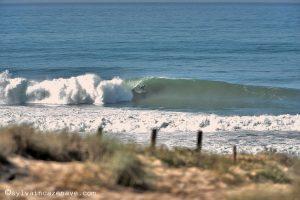 Also goofy-rider find their prefect waves