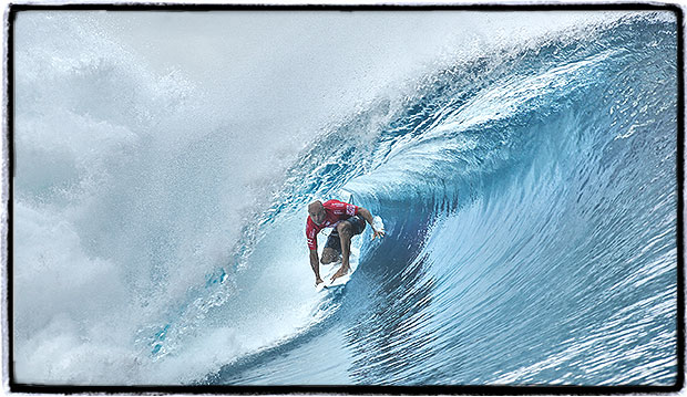 ecbc8a5c3fb555 Kelly Slater Claims Flawless in Victory at Billabong Pro Tahiti ...