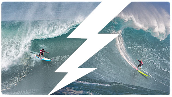 Baker and  Alms claim WSL BWT titles