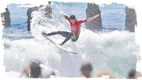 Kanoa Igarashi, US Open of Surfing