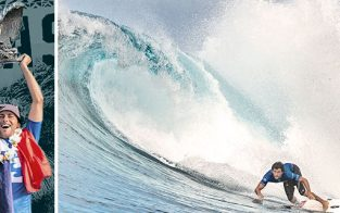 Jeremy Flores wins the 2017 Pipe Masters