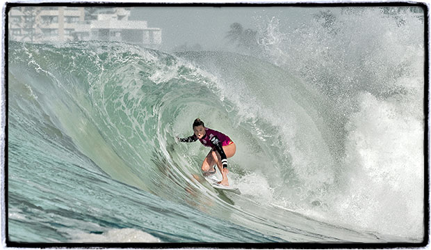 Lakey Peterson Win Roxy Pro Gold Coast