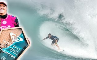 ulian Wilson and Lakey Peterson Win Quiksilver and Roxy Pro Gold Coast