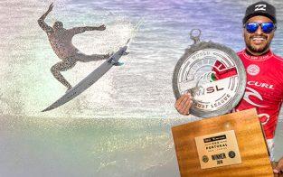 Italo Ferreira Winner at Supertubos