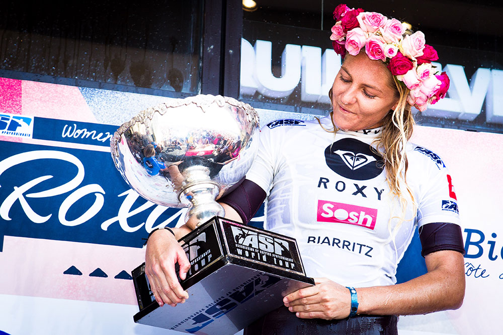 Stephanie Gilmore's 5th Surfing World Title