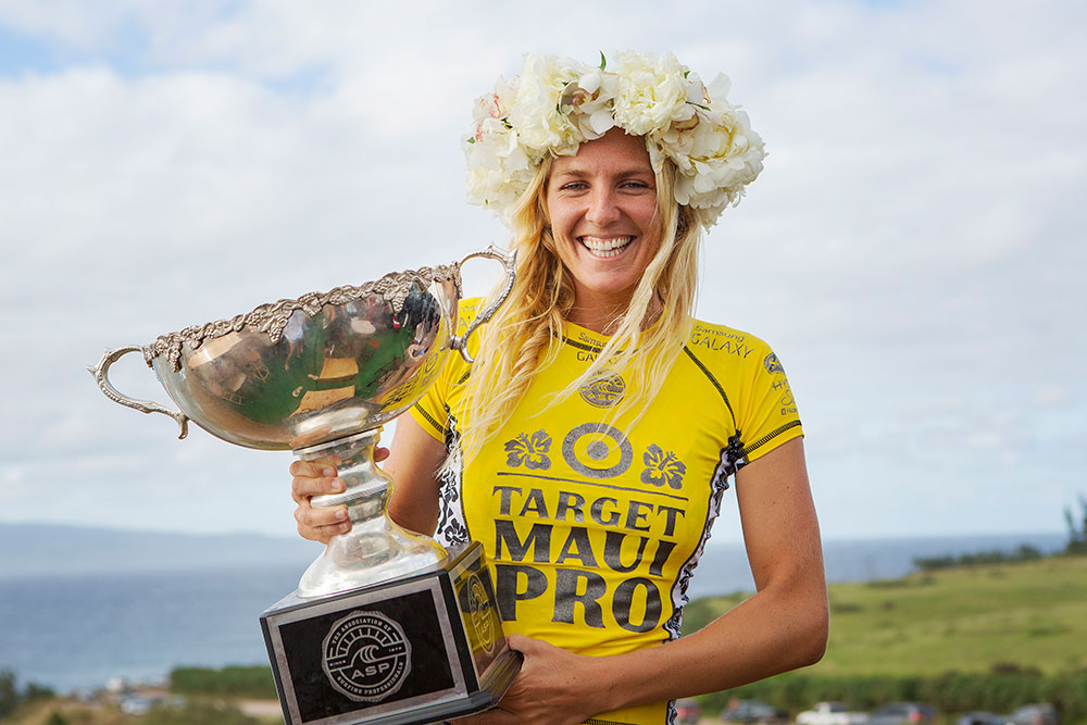 Stephanie Gilmore's 6th Surfing World Title