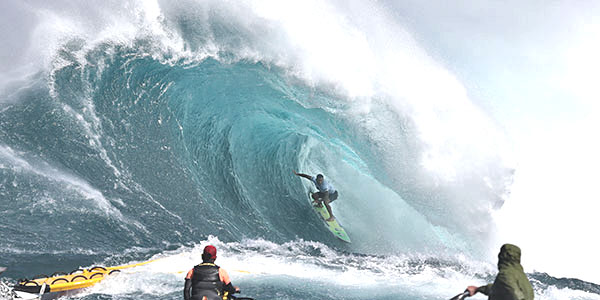 Billy Kemper Wins at Jaws