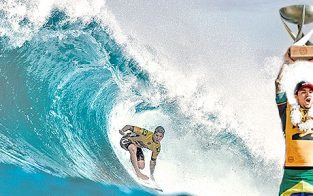 Gabriel Medina Claims Second World Title