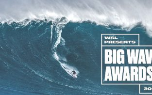 2019 WSL Big Wave Awards