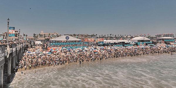 Vans US Open of Surfing returns to Huntington Beach