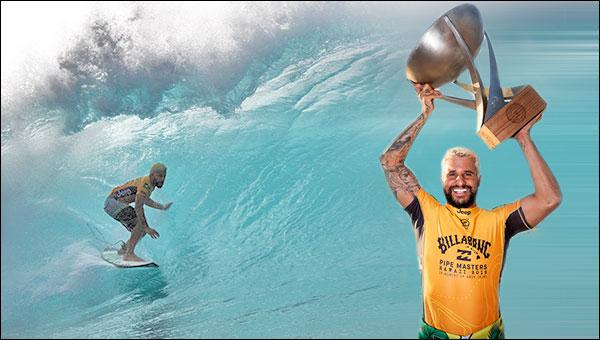 Italo Ferreira Claims Surfing World Title