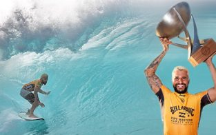 Italo Ferreira Claims Surfing World Title