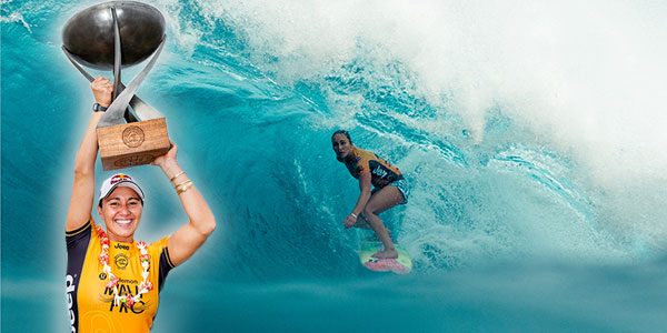 Moore Claims Fourth Surfing World Title