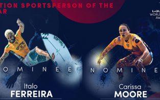 Ferreira et Moore Laureus