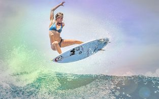 Bethany Hamilton's World Tour Hopes