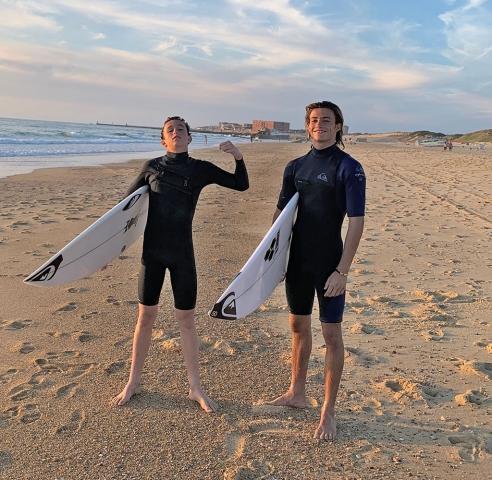 Patrick Beven : Une icône du Surf