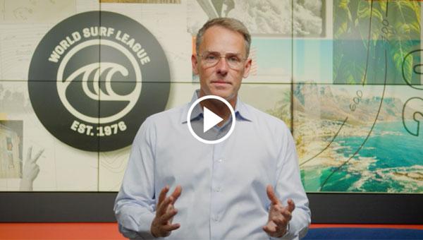 WSL's CEO Erik Logan